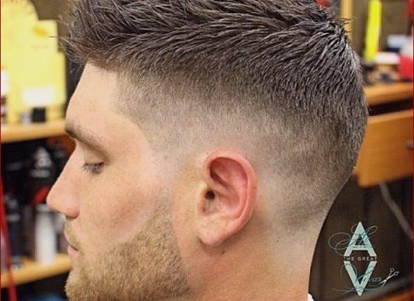 Imagenes de corte de pelo de hombre