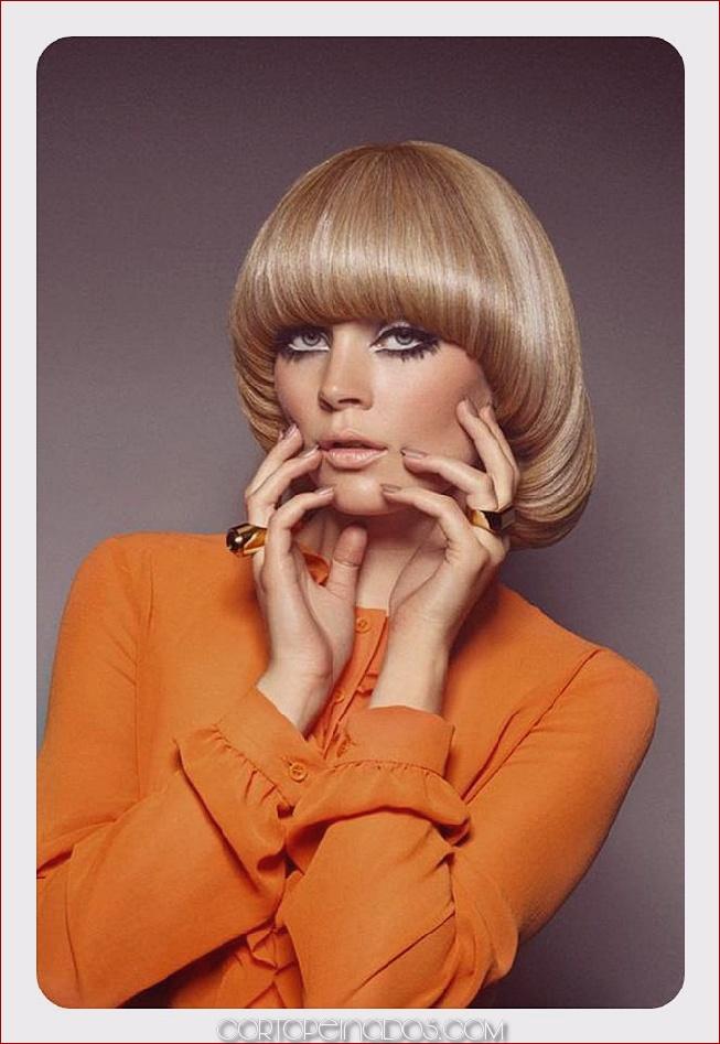 Ideas de estilo para peinados de los 70 Imagen de cortes de pelo Ideas - Los peinados 122 de los 70 que desearás para cada look ...