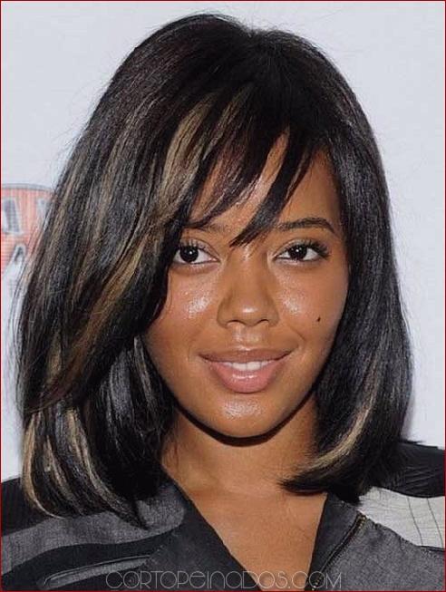 Cortes de pelo Bob para mujeres negras