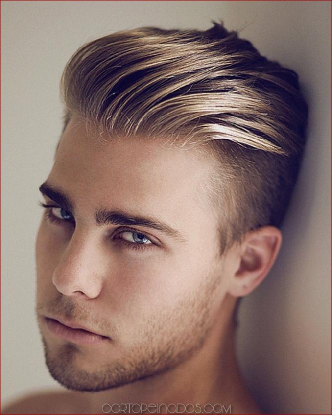 20 Peinados Rubios Para Que Los Hombres Se Vean