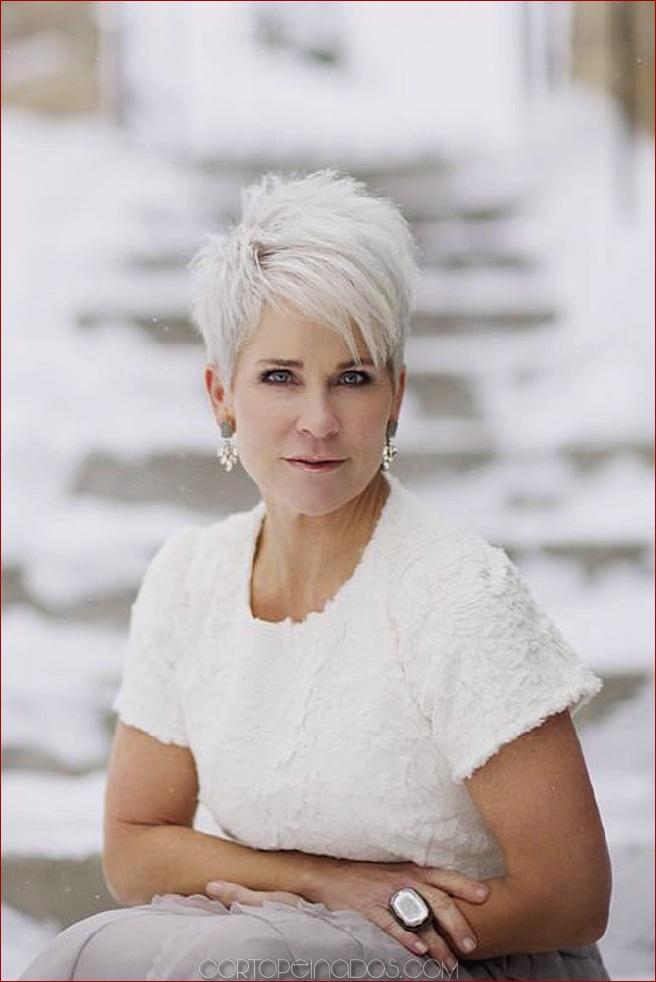 30 peinados fáciles para mujeres mayores de 50