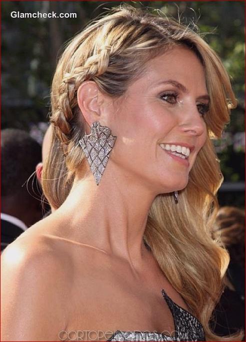 Peinados más hermosos para el cabello ondulado grueso