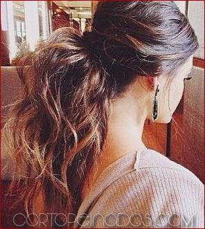 Peinados Para Cabello Grueso Ondulado