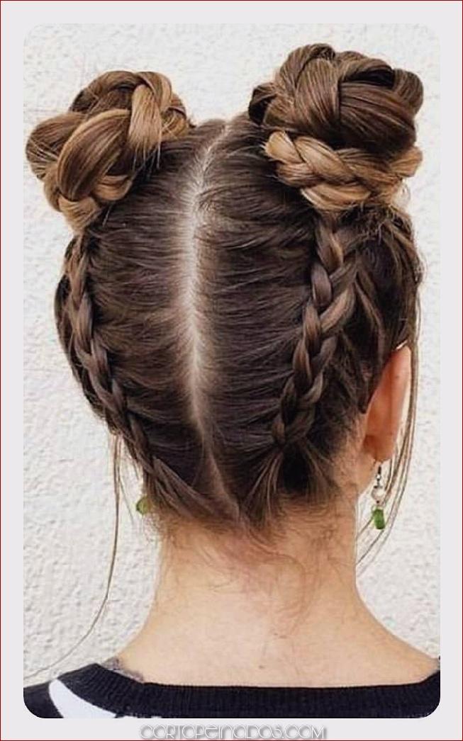 Más notable peinados chicas Galería de cortes de pelo Ideas - 101 peinados simples y lindos para las chicas ...