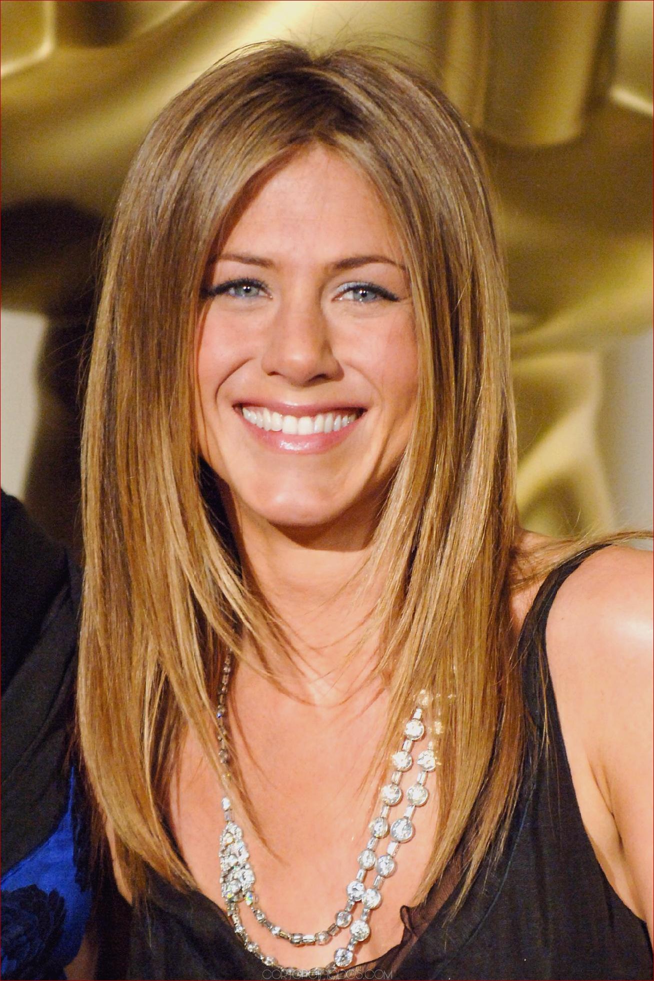 De moda peinados de jennifer aniston Fotos de ideas de color de pelo - Peinado de Jennifer Aniston - 25 estilos de peinados de ...