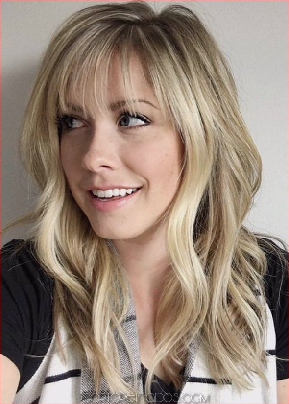 Peinados Con Light Wispy Bangs