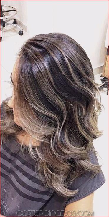 Los 31 cabellos castaños más llamativos con detalles destacados