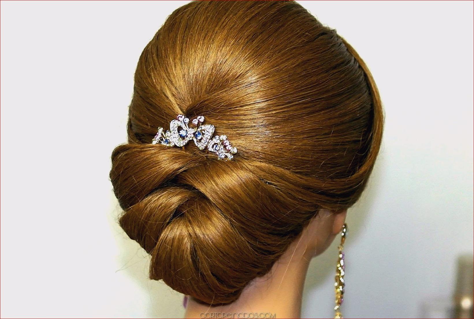 Los 22 peinados más hermosos y elegantes para bodas