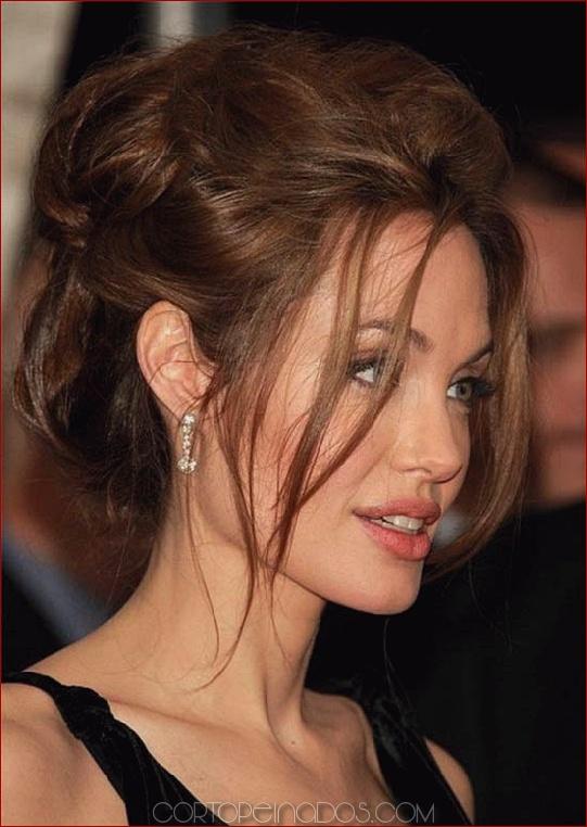 30 peinados Updo medianos para que las mujeres se vean impresionantes