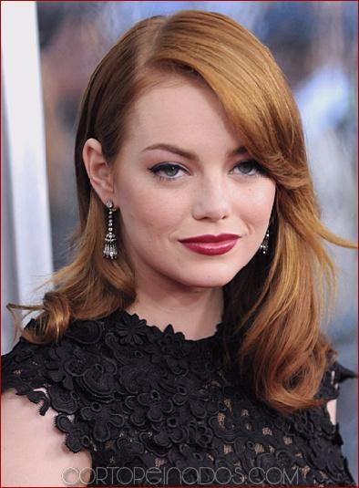 30 Peinados Emma Stone Glamorosos para ti Inspiración