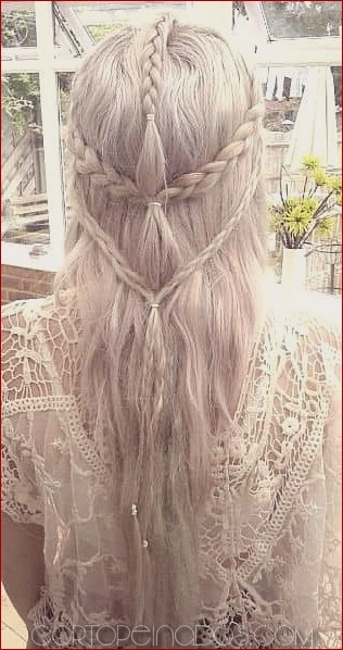 33 peinados frescos del festival de trenzas