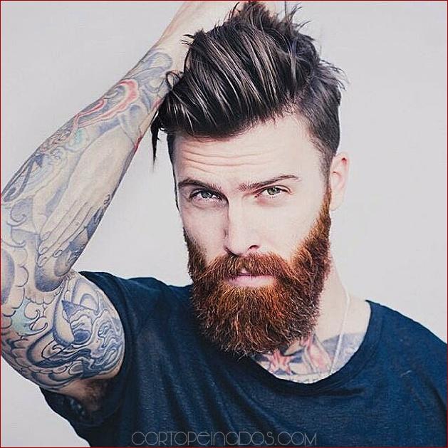 Peinados hipster hombre