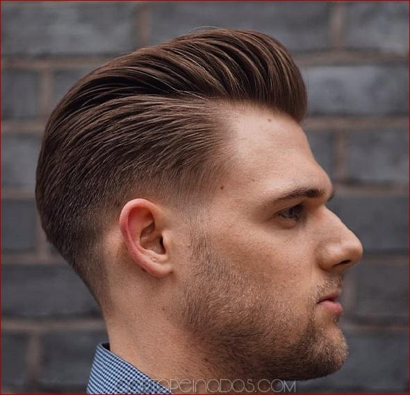 Cómo deslizar tu cabello hacia atrás guía